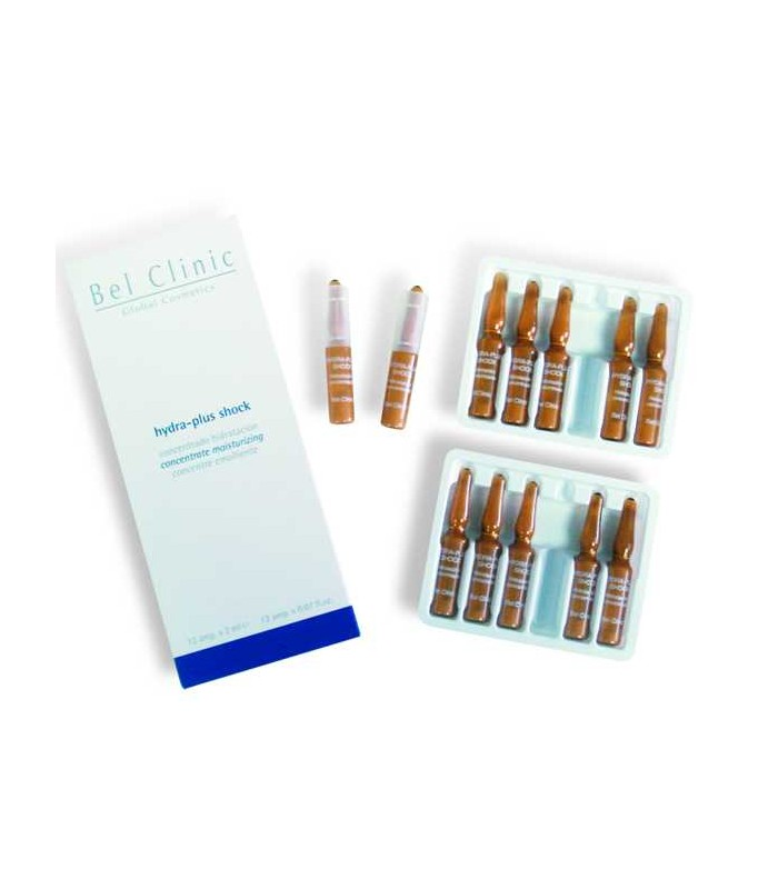 Super Hidratantes Hialuronico Ionizables 2ml