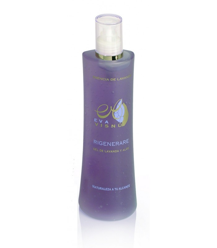 Gel Rigenerare Lavanda 400ml