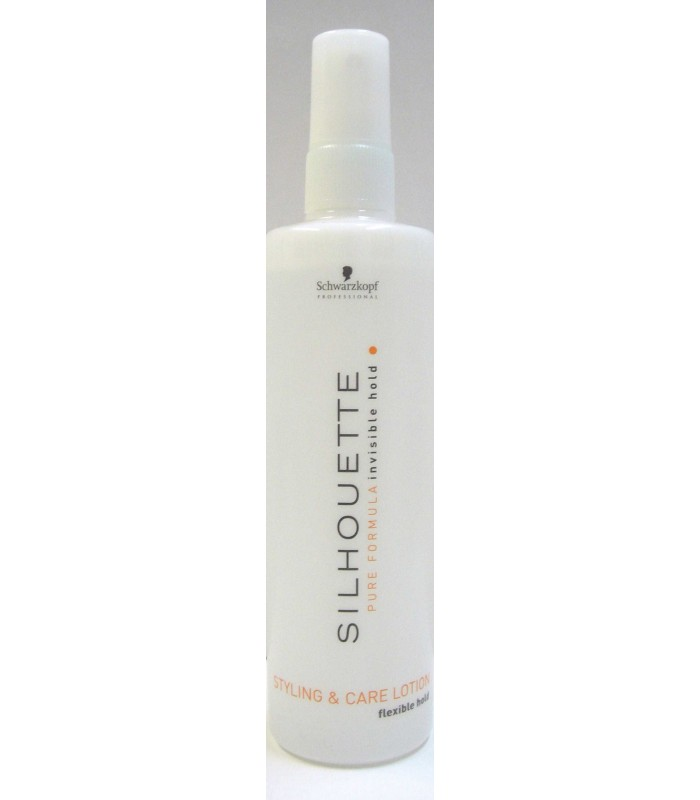 Silh. Fij. Flexible Locion Volumen  Care 200ml