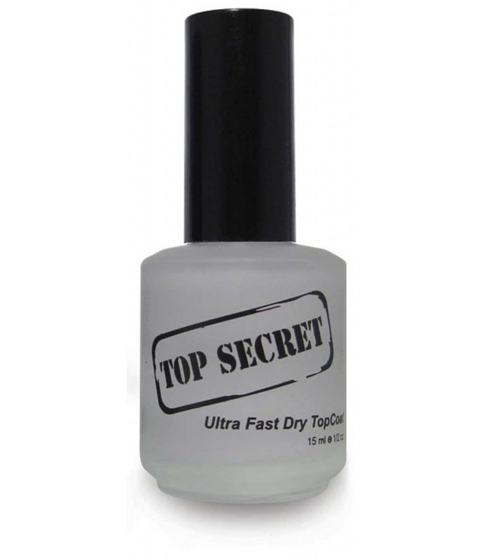 Brillo Secante Top Secret 15ml