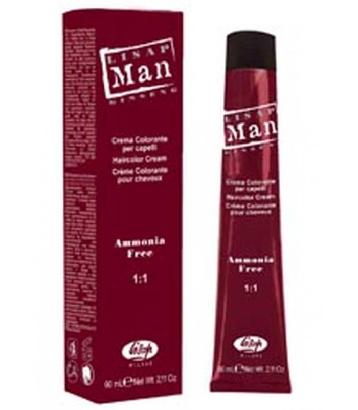 Tinte Lisap Man N? 6 60ml