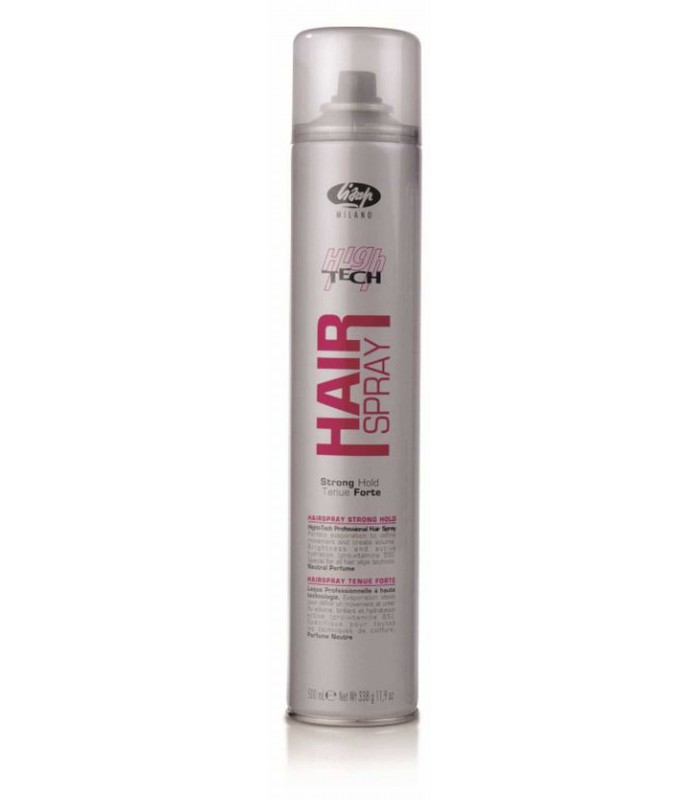 High Tech Laca Fijacion Extra Fuerte 500ml