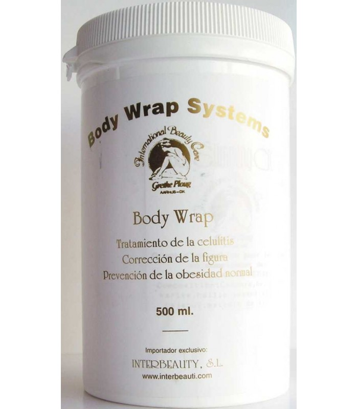 Tratamiento Body Wrap 500ml
