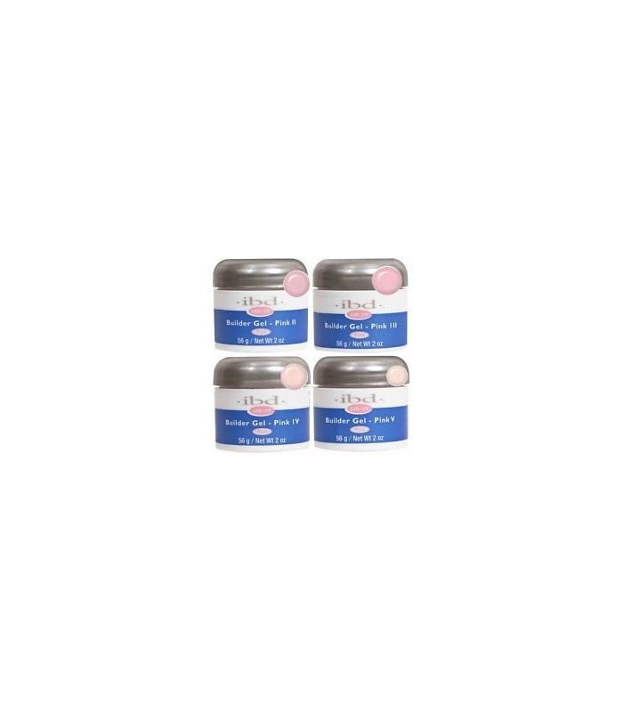 Ibd Led Gel Builder Pink Ii 56gr