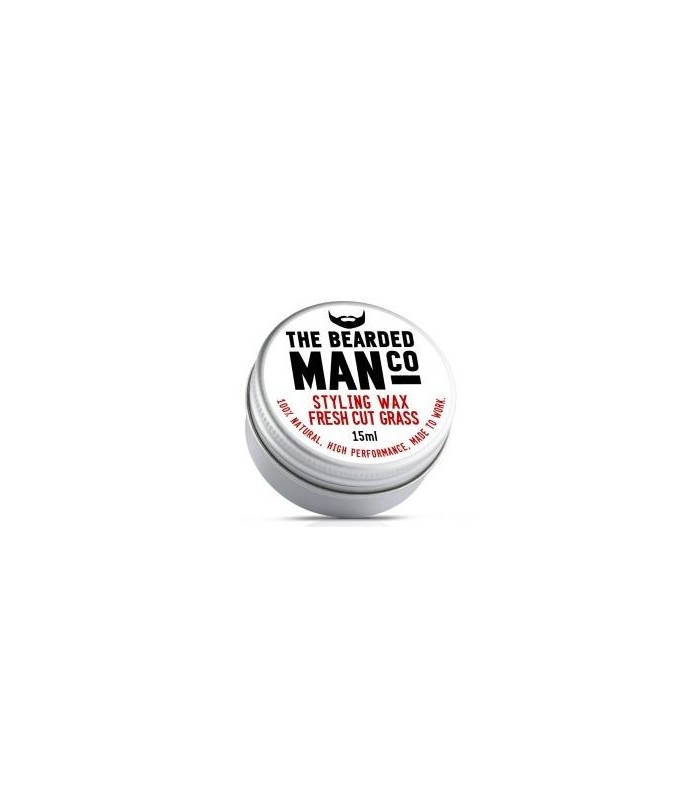 Cera Modelante Para Barba Fresh Cut Grass 15gr