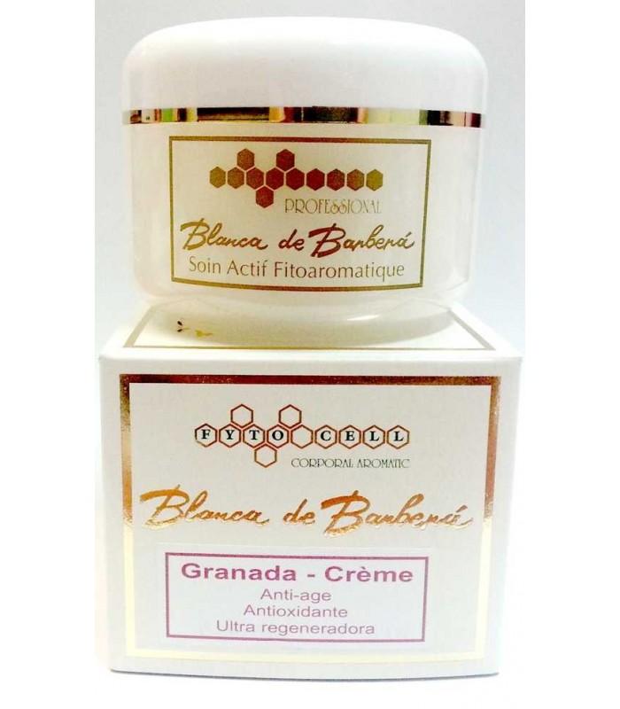 Crema De Granada Antioxidante 200ml