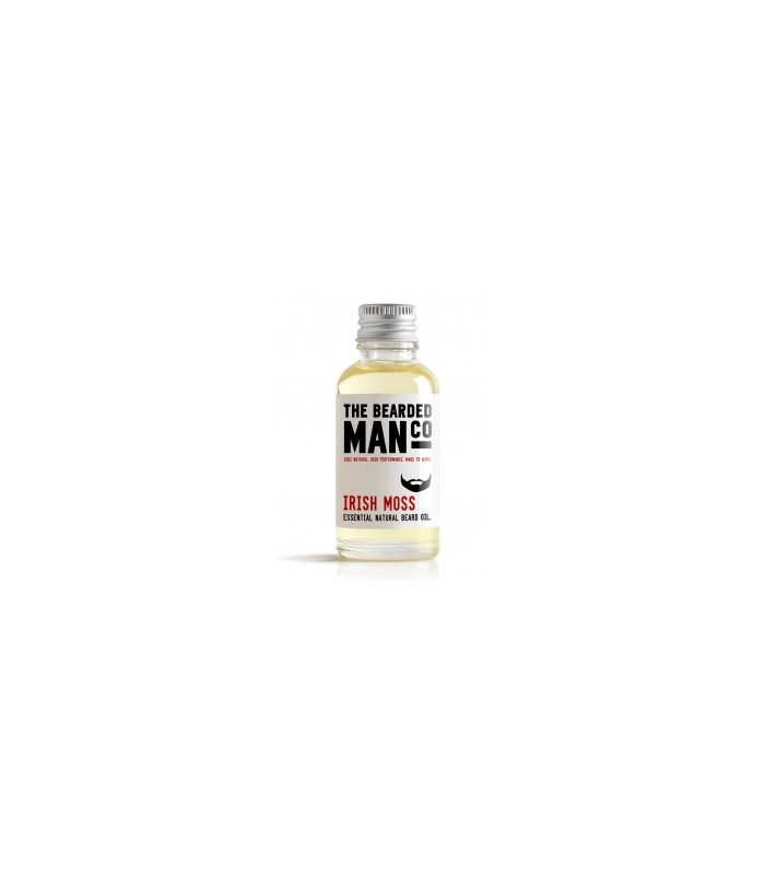Aceite Para Barba Irish Moss 30ml