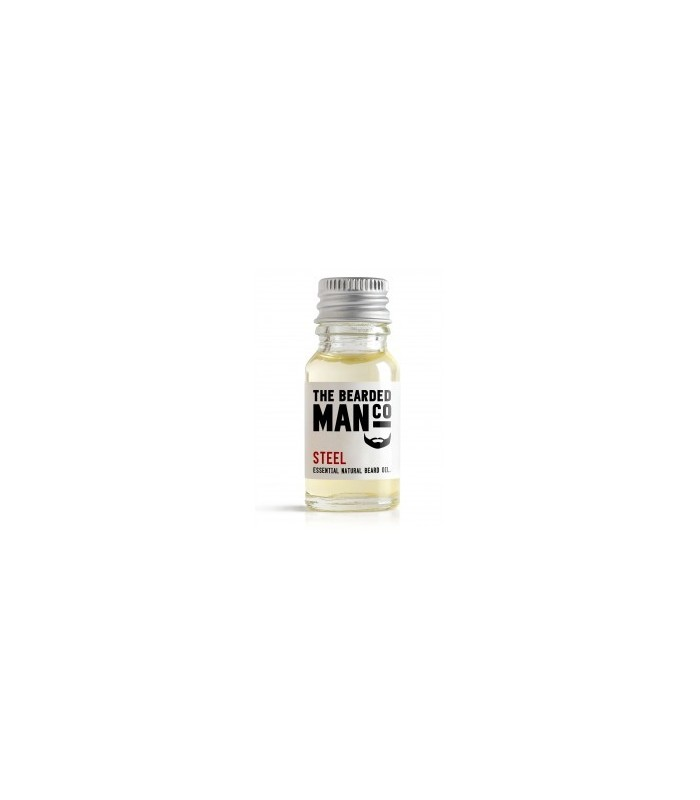 Aceite Para Barba Steel 10ml