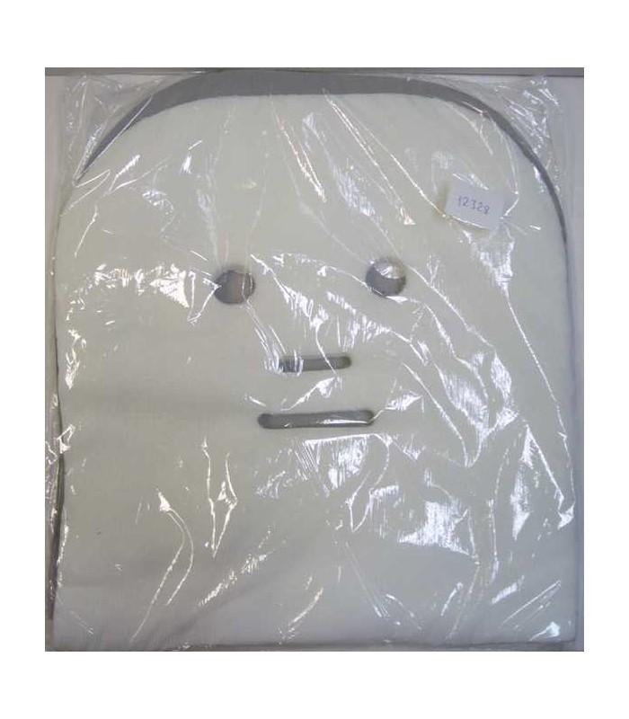 Gasas Parafina Facial 50und