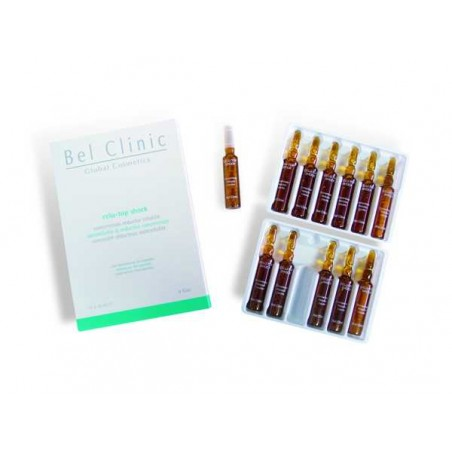 ANTICELULITICAS IONIZABLES (12 ampollas) 10ml