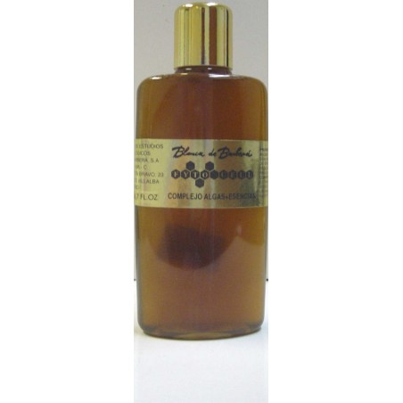 ANTICELULITICA ALGAS Y ESENCIAS IONIZABLE 180ml