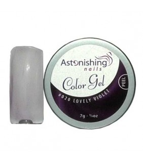 GEL COLOR AST 020 LOVELY VIOLET 7g