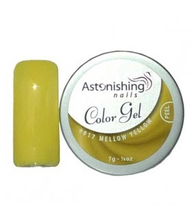 GEL COLOR AST 017 MELLOW YELLOW 7g