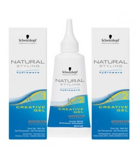 GEL CREATIVO 1 SEMIPERMANENTE(Cabello natural) 50ml