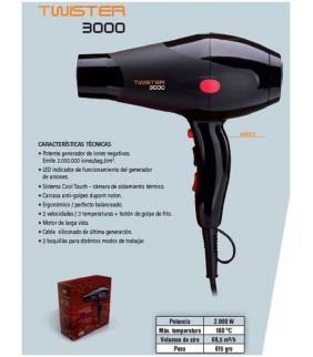 SECADOR AG TWISTER 3000 IONICO 2000W