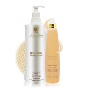 UNIVERSAL HONEY LOTION 400ml