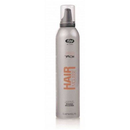 ESPUMA MOUSSE BRUSHING (para peinar) HIGH TECH 300ml