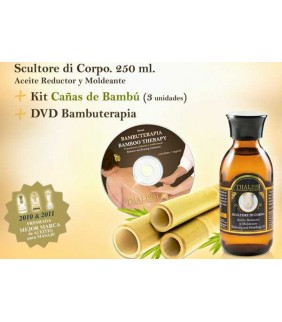 KIT PROMOCION BAMBOO THERAPY