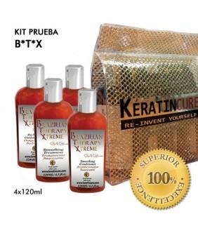 KIT COMPLETO BTX (120 ml) 4und