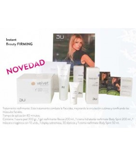 TRATAMIENTO FACIAL INSTANT BEAUTY FIRMING