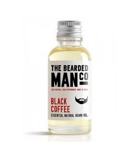 ACEITE PARA BARBA BLACK COFEE 30ml