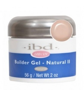 IBD LED GEL BUILDER NATURAL II 56gr
