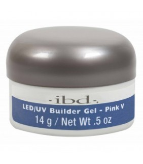 IBD LED GEL BUILDER PINK V 14gr