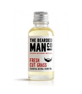 ACEITE PARA BARBA FRESH CUT GRASS 30ml