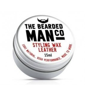 CERA MODELANTE PARA BARBA LEATHER 15gr