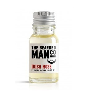 ACEITE PARA BARBA IRISH MOSS 10ml