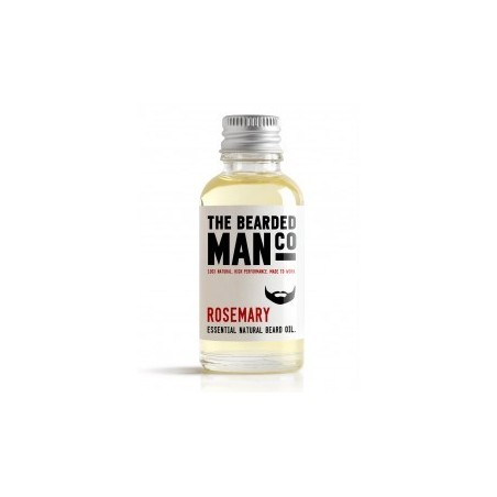 ACEITE PARA BARBA ROSEMARY 30ml