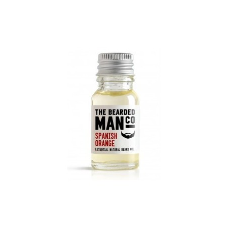 ACEITE PARA BARBA SPANISH ORANGE 10ml