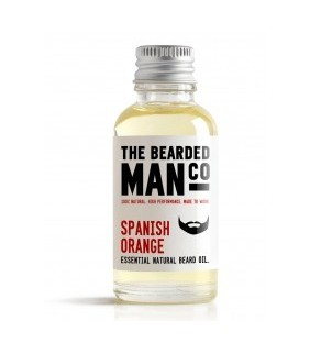 ACEITE PARA BARBA SPANISH ORANGE 30ml