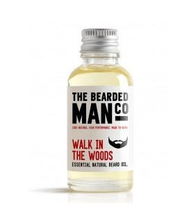ACEITE PARA BARBA WALK IN THE WOODS 30ml