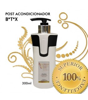 POST-ACONDICIONADOR BTX ALISADO 300ml