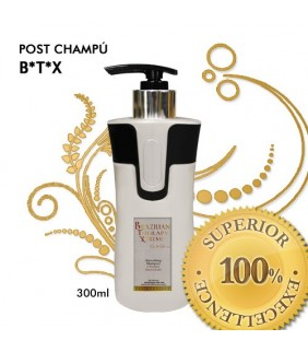 POST-CHAMPÚ BTX MANTENIMIENTO ALISADO 300ml