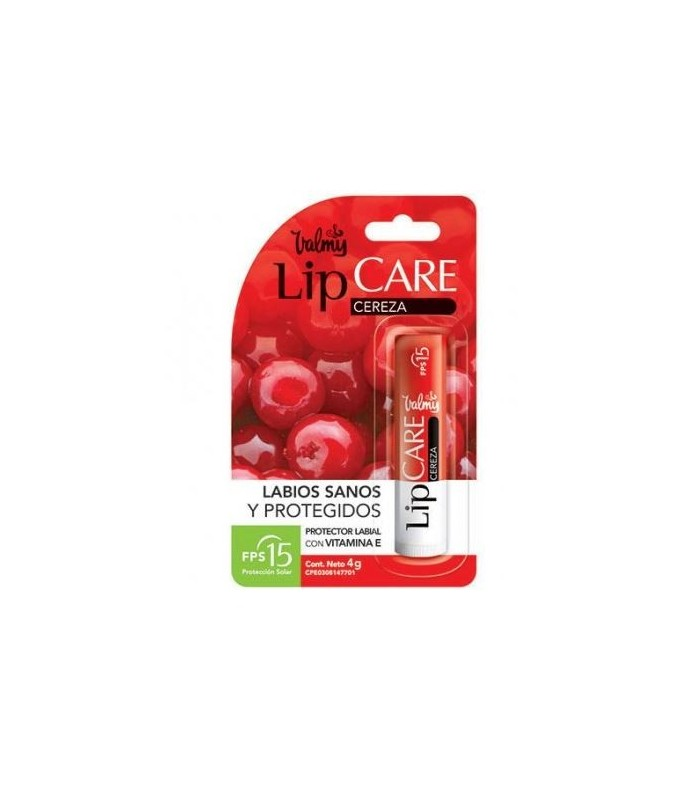 PROTECTOR LABIAL LIP CARE 01 CEREZA