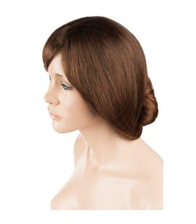 RED INVISIBLE PELO NATURAL MARRON