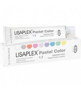 LISAPLEX PASTEL COLOR PEPPERMINT 60ml