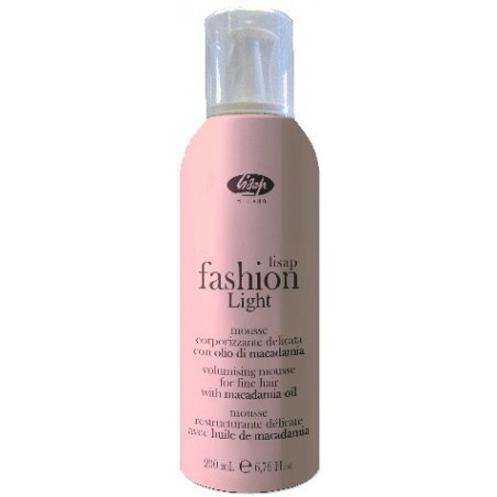 MOUSSE CORPORIZANTE DELICADO FASHION LIGHT 200ml