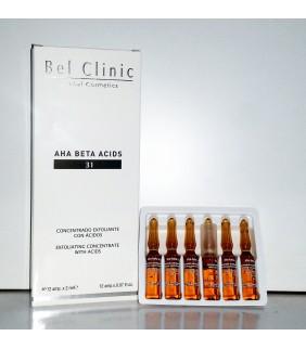 ACIDO GLICOLICO AHA (12 ampollas) 2ml