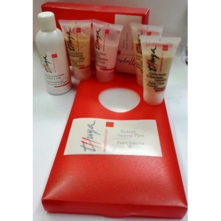 KIT SAUNA MANOS Y PIES 50ml