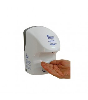 DISPENSADOR PARA GEL LIMPIADOR HANDS CLEAN 800ml