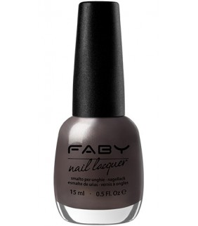 ESMALTE NEVER DISAGREE WITH FABY! 15ml