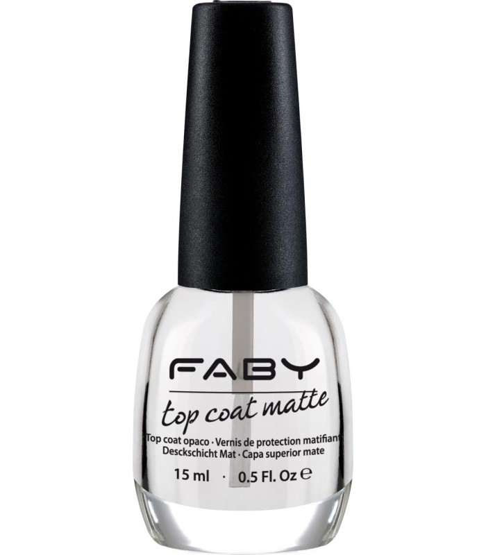 TOP COAT MATTE 15 ML