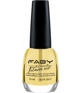 ACEITE CUTICULAS NAIL & CUTICLE FITNESS OIL 15ml