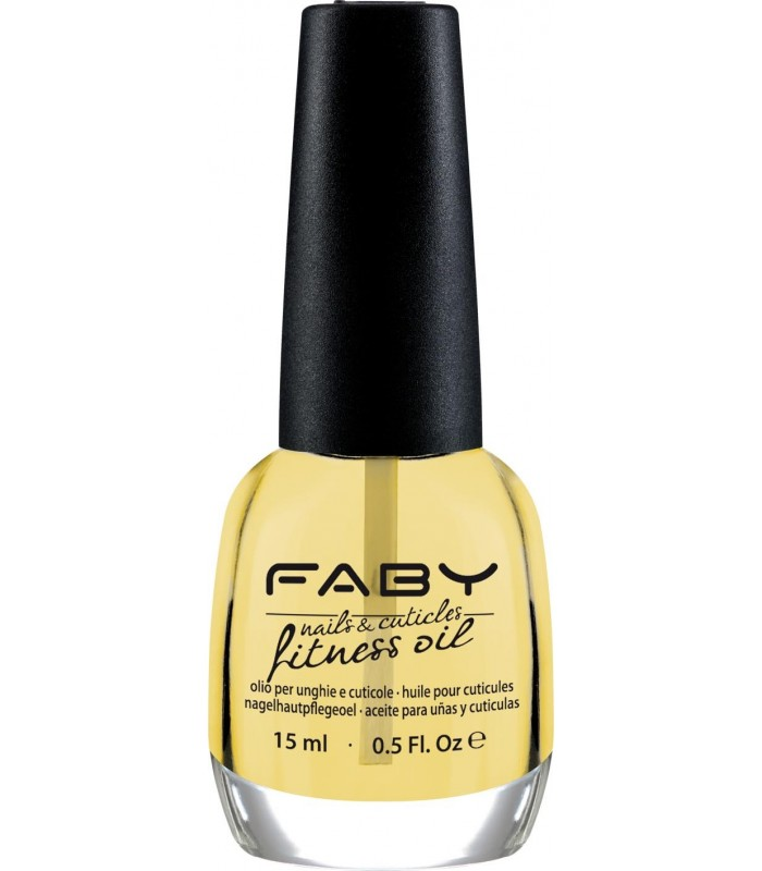 NAIL & CUTICLE FITNESS OIL 15 ML
