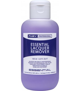 ESSENTIAL LACQUER REMOVER 125ML