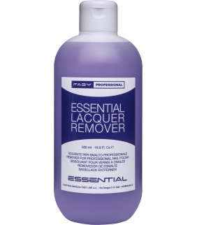 ESSENTIAL LACQUER REMOVER 500ML