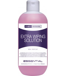 EXTRA WIPING SOLUTION 500ML